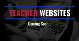 Where are our Teacher Websites?