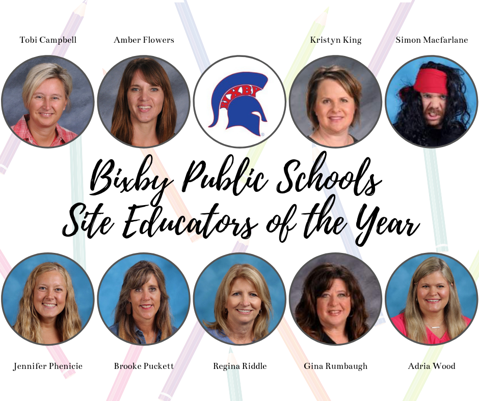 Site Educators of the Year Share Their Thoughts