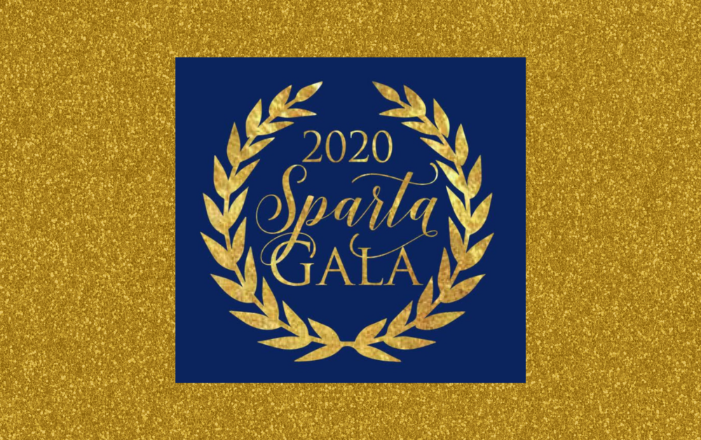 2020 Virtual Sparta Gala has BEGUN!