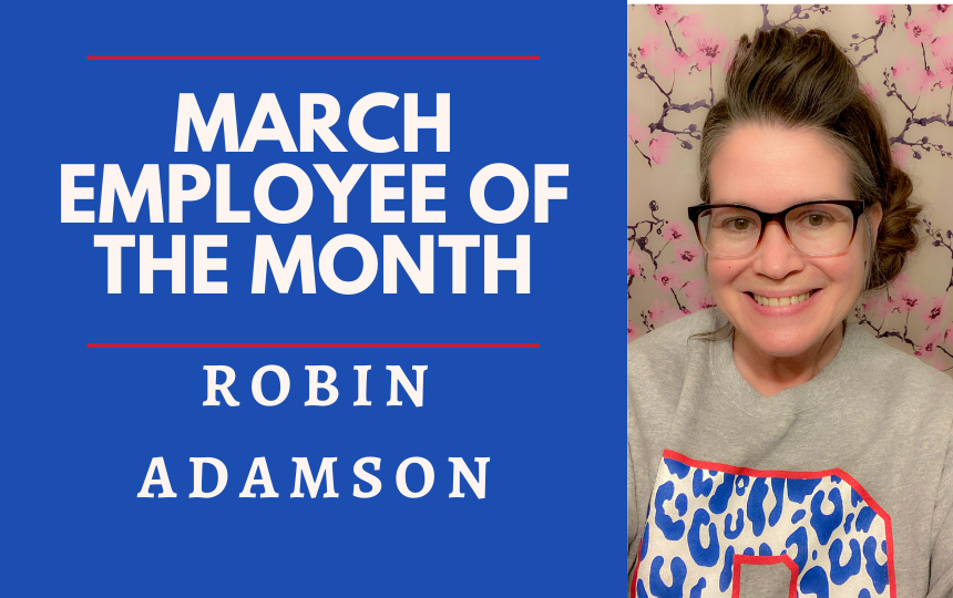 March 2021 Employee of the Month