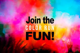 CI Color Run Registration Form and Information