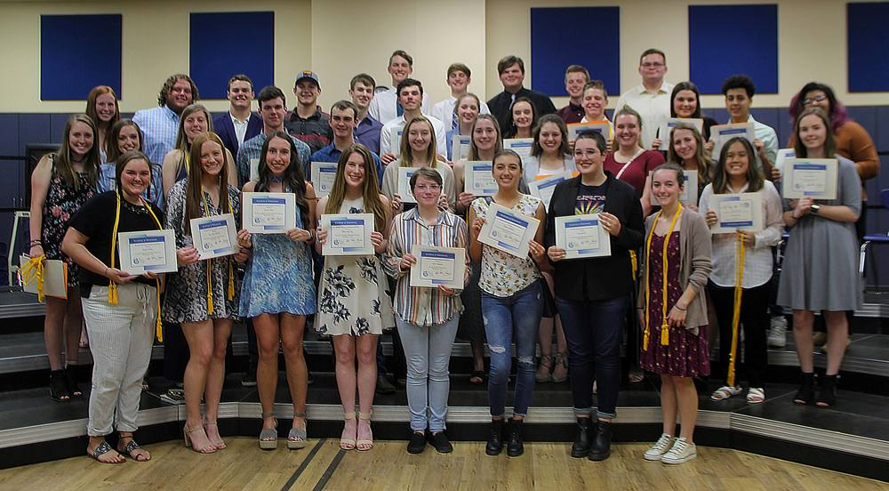 2019 BEEF Scholarship Recipients