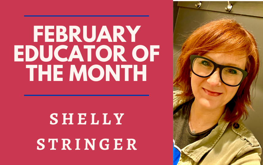 February 2021 Educator of the Month