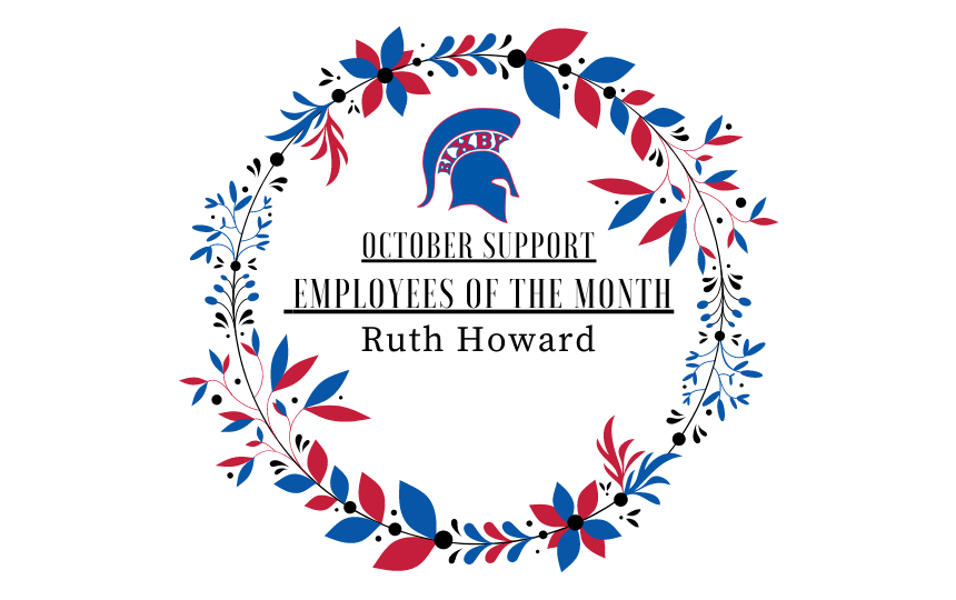 Bixby October Support Employee of the Month