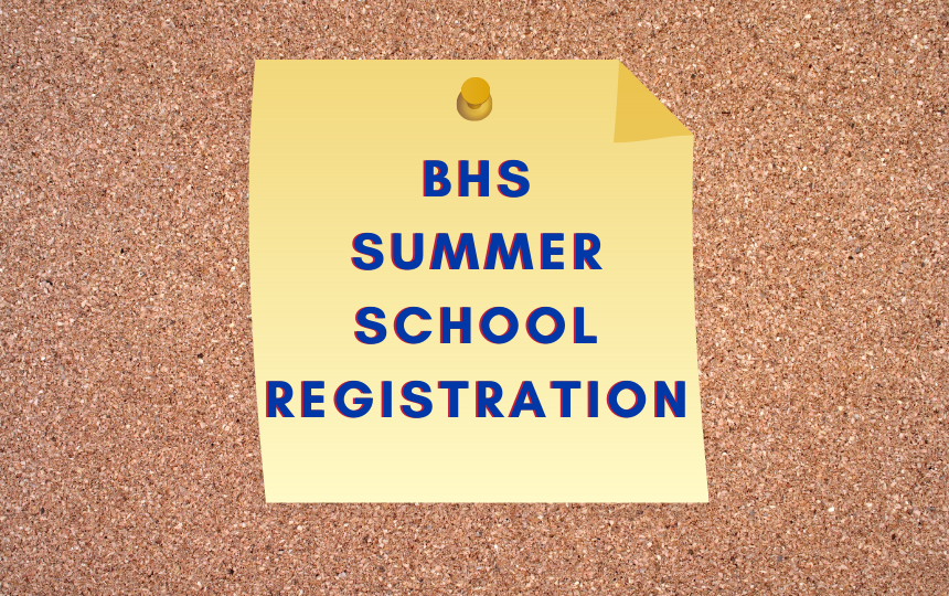 BHS Summer School 2020