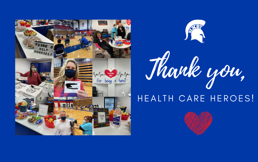 Thank You, Health Care Heroes!