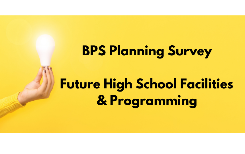 BPS Planning Survey