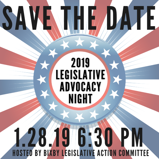 4th Annual Legislative Advocacy Night