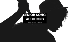Senior Song Auditions