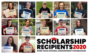 2020 BEEF Scholarship Recipients