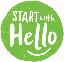 Start with Hello Week Activities