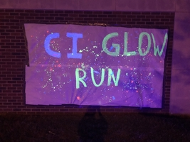 CI Glow Run a HUGE Success!!!