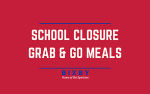 School Closure Meal Information