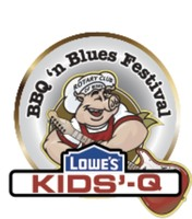 Lowe's Kids'-Q at the Bixby BBQ 'n Blues Festival