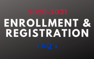 2020-2021 Enrollment & Registration