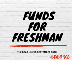 Funds For Freshman