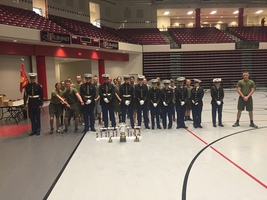 Bixby JROTC take 1st place!