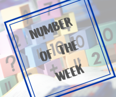 Number of the Week: 6,812