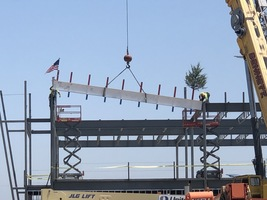 "Bixby West ""Topping Out"""