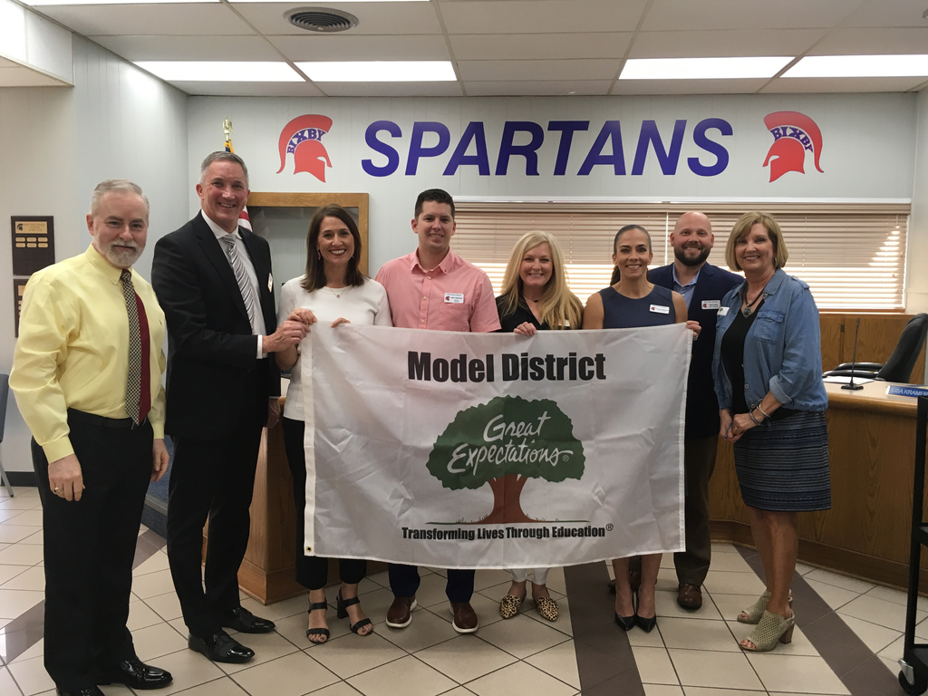 BPS is a GE Model district!