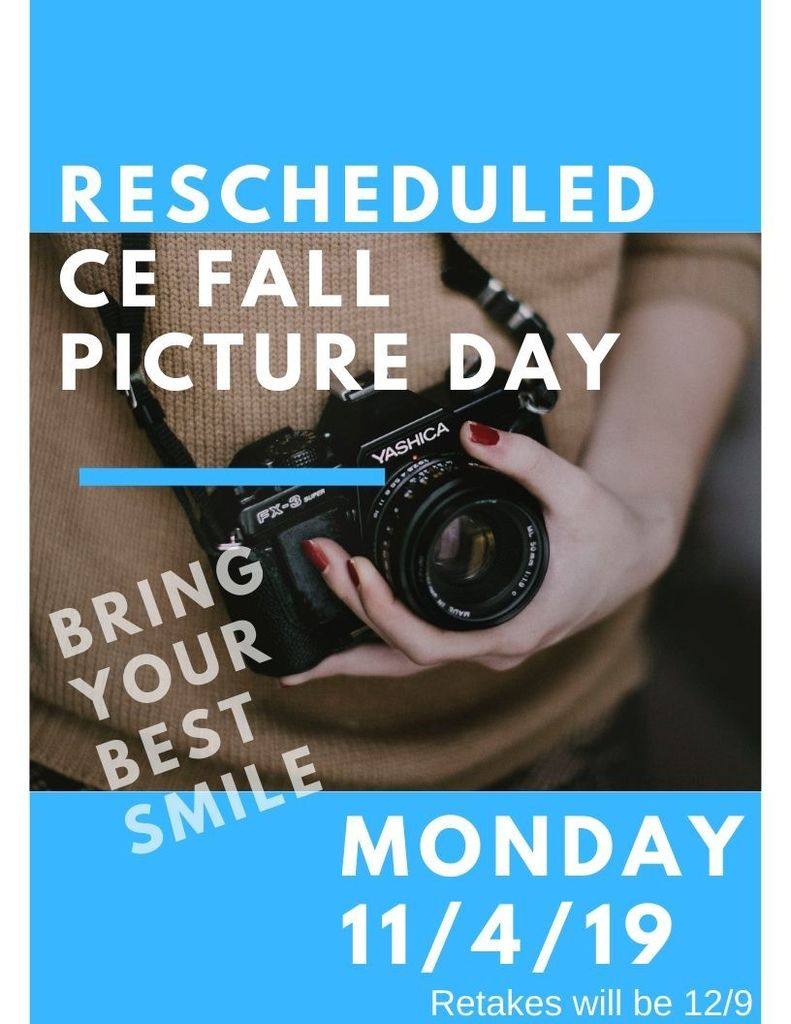 Rescheduled CE Fall Pictures