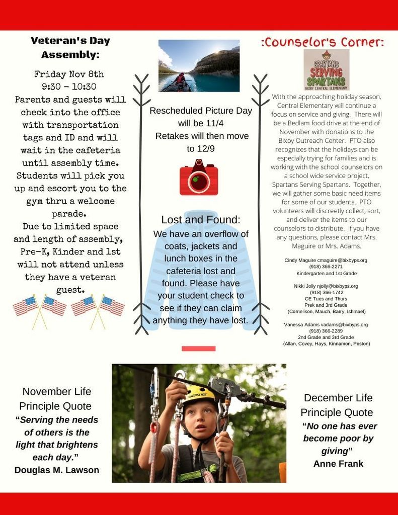 CE Nov/Dec Newsletter Page2