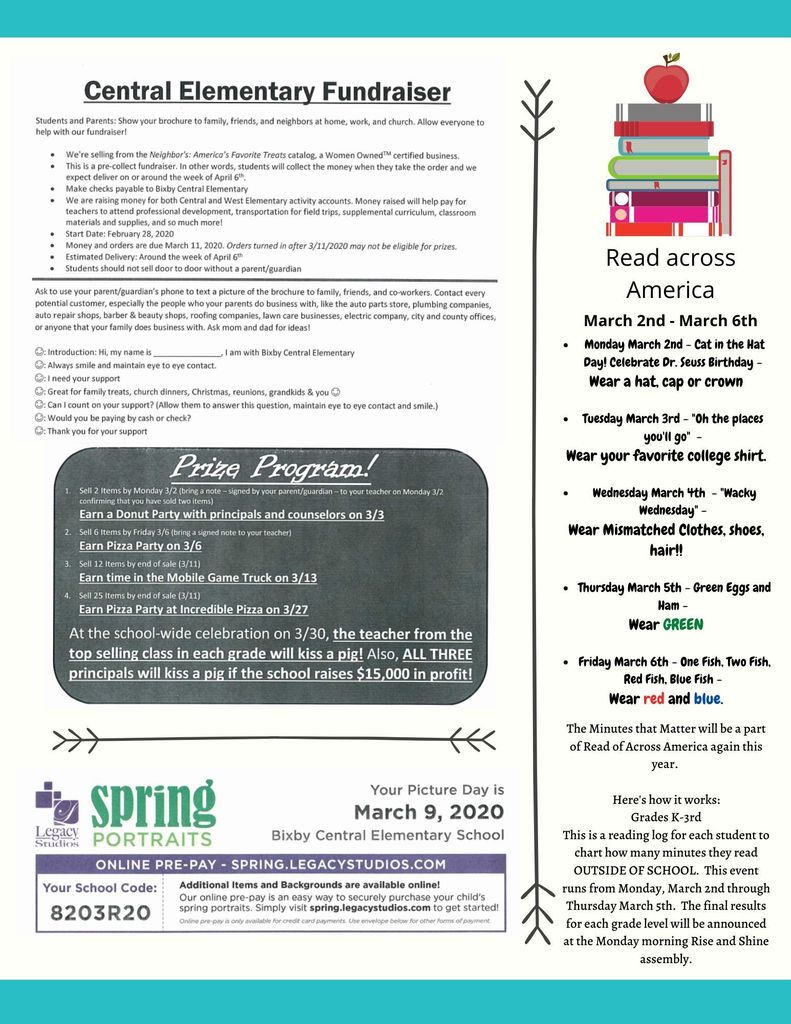 March/April 2020 Newsletter PAGE 2