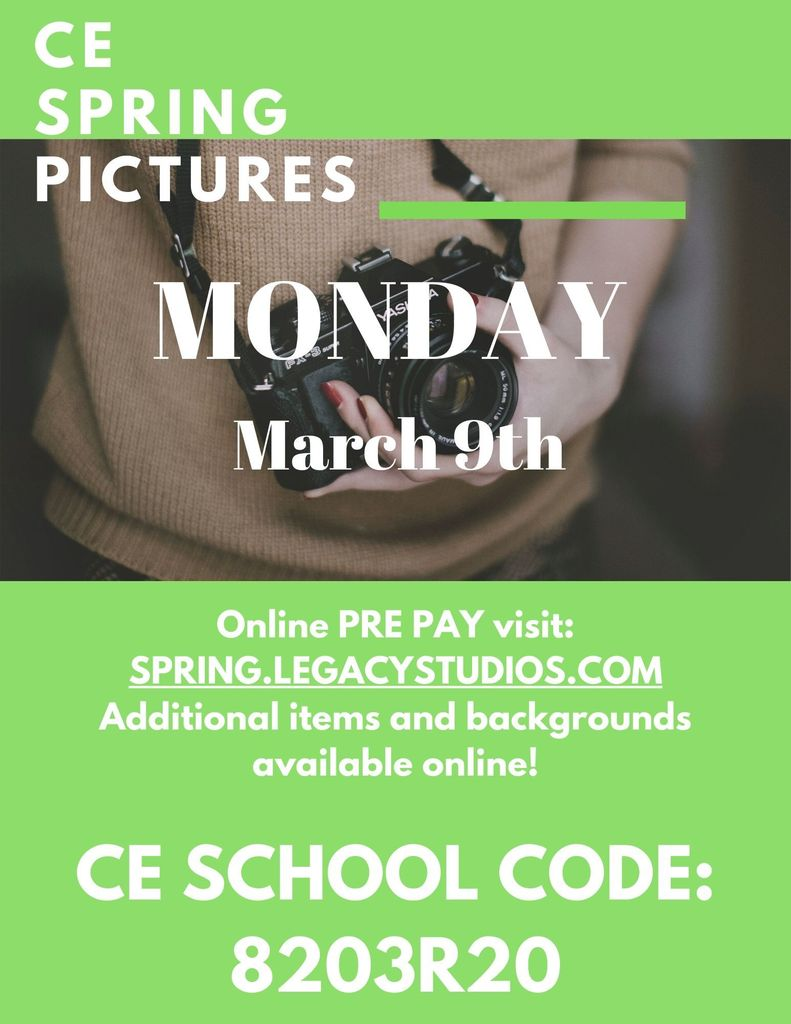 CE Spring Pictures