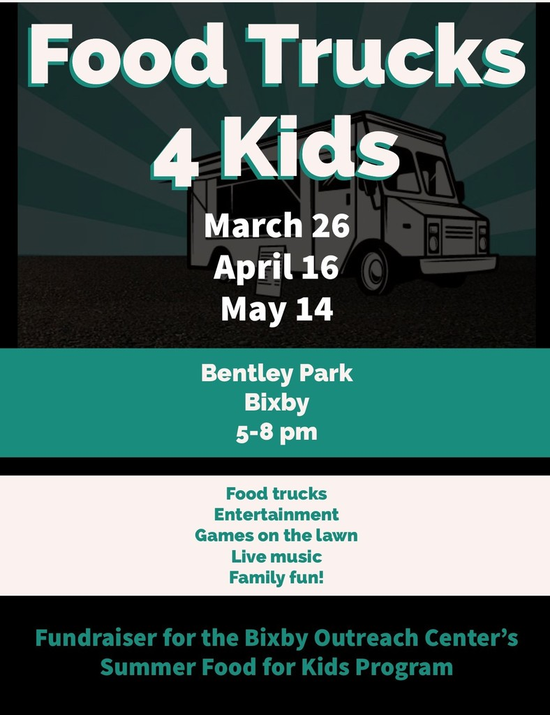BOC Food Truck Dates