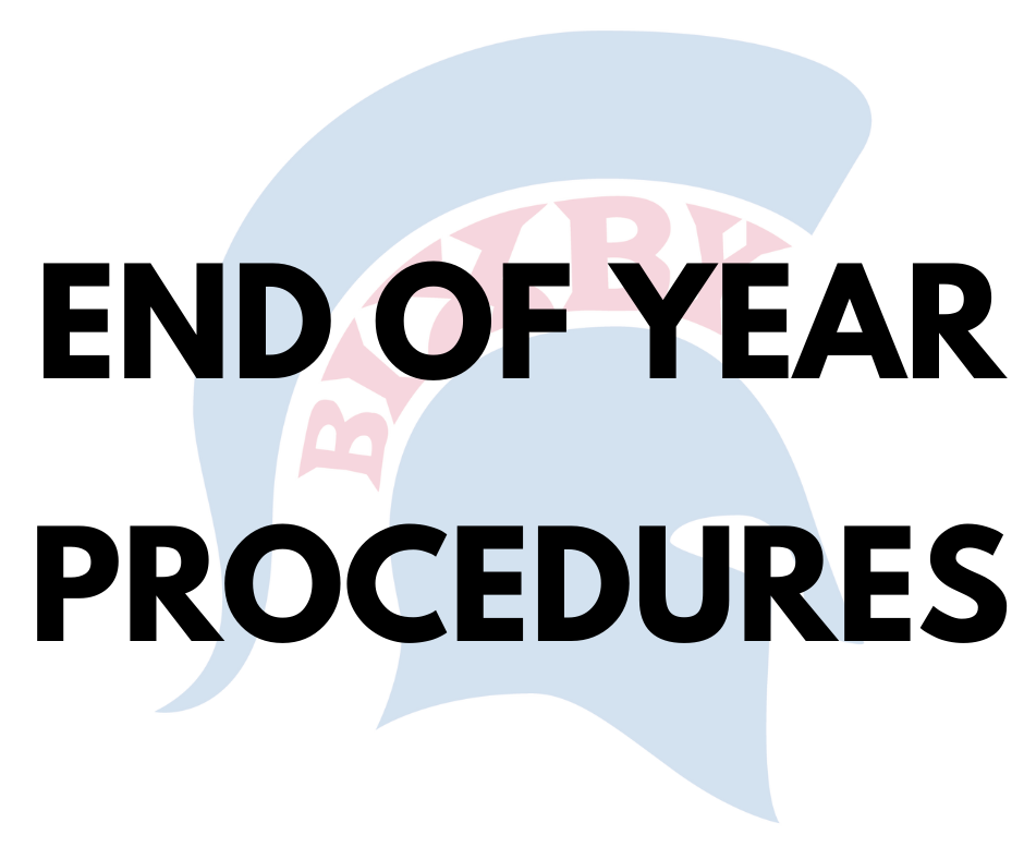EOY Procedures