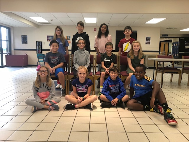 Congratulations to our Respect Students of the Month!